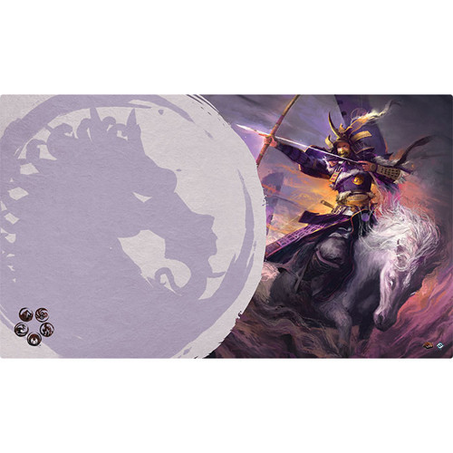L5R Playmat Unicorn Clan