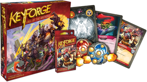 KeyForge Starter Call of the Archons