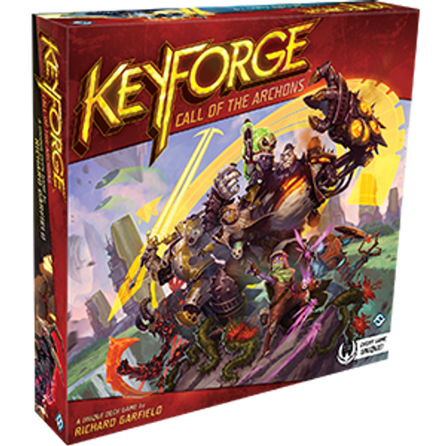 KeyForge 2-Player Starter,  Call of the Archons