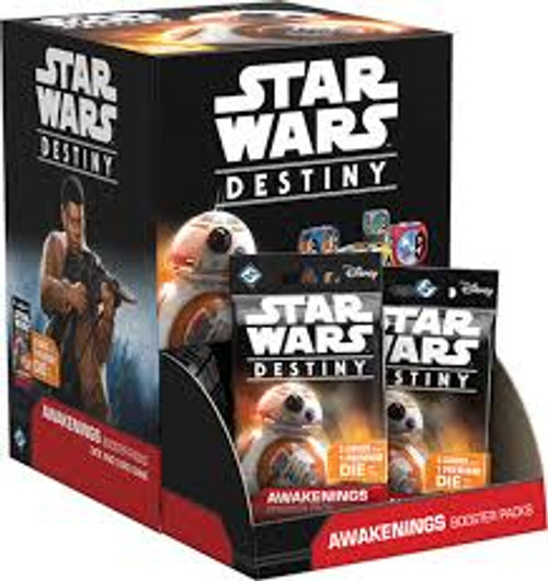 Star Wars Destiny Awakenings Booster Destiny (Display)