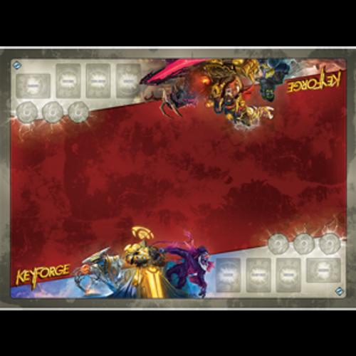 KeyForge 2-player playmat Architect's Vault