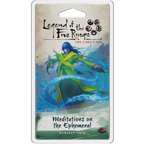 L5R Meditations on the Ephemeral