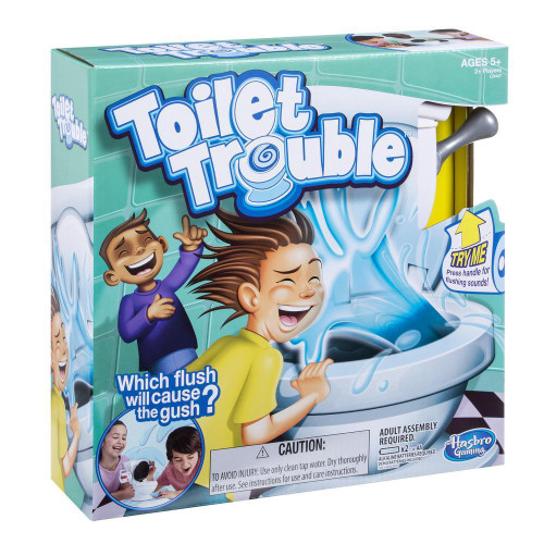 Toilet Trouble Box