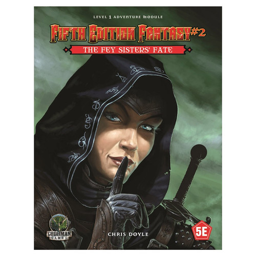 The Fey Sisters Fate 5EF2 L1