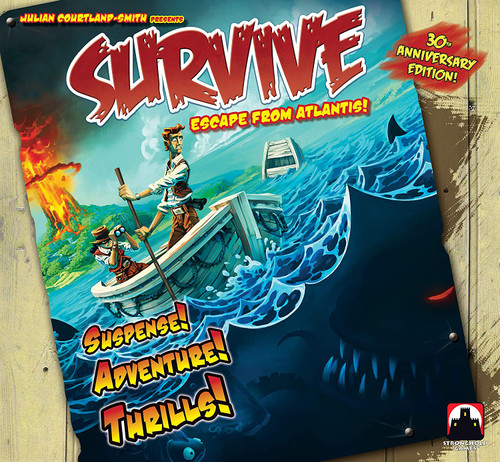 Survive: Escape from Atlantis 30th Ann.