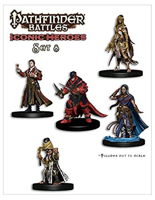 Pathfinder: Iconic Heroes Box Set VIII