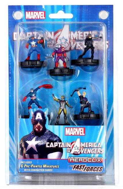 HC: Fast Forces Captain America Avengers