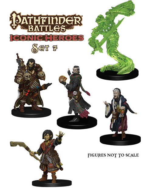Pathfinder: Iconic Heroes Box Set VII