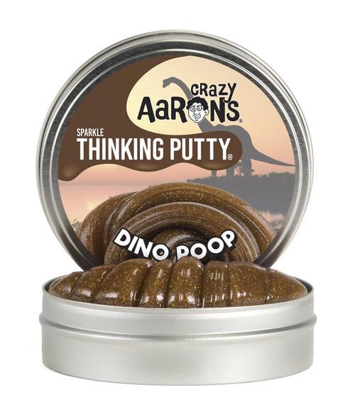 """Crazy Aarons Dino Poop 4"""" putty"""
