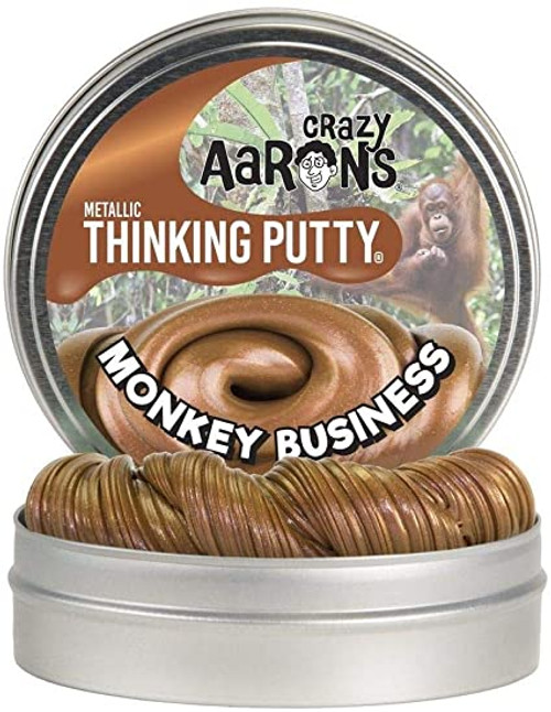 "Crazy Aarons Monkey Business 4"" putty"