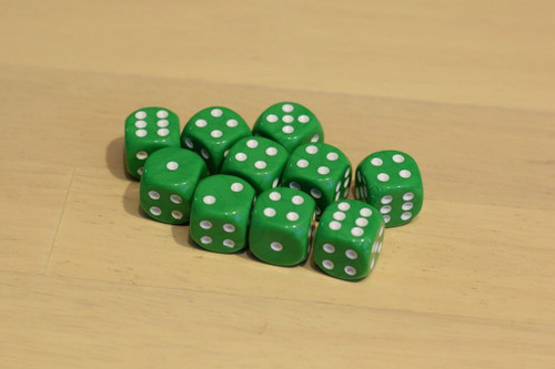 image of dice