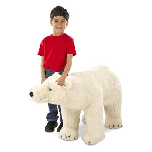 Polar Bear plush animal