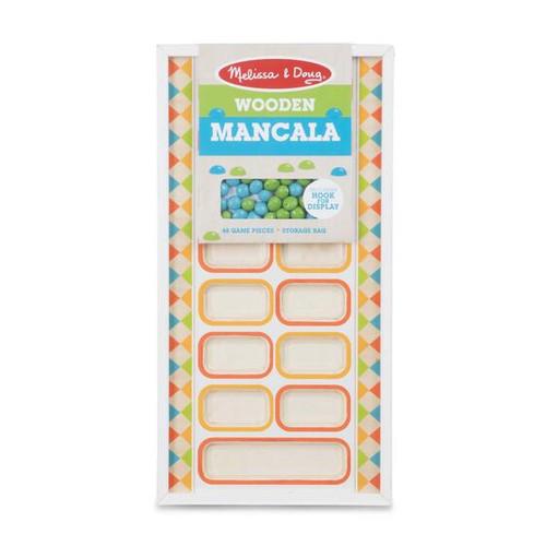 Mancala wooden classic
