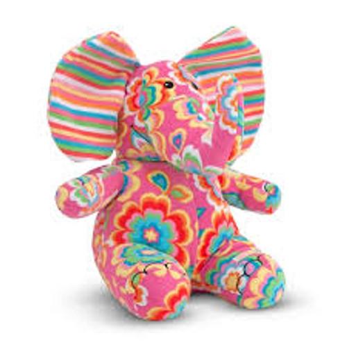 Sally Elephant BePosh Plush