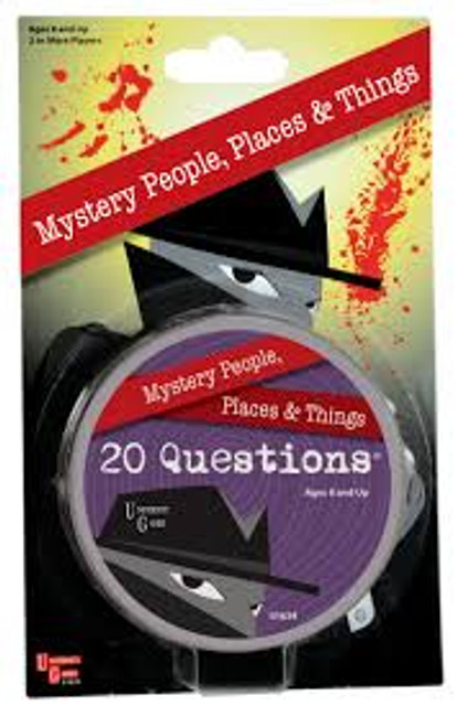 Mystery 20 Questions