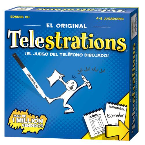 Telestrations Spanish 8-player