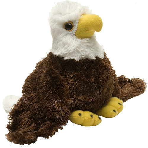 image of plush eagle