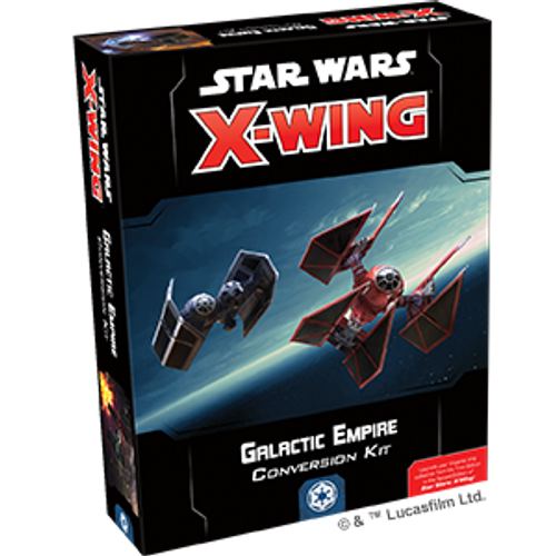 SWX2 Galactic Empire Conversion Kit