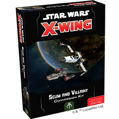 SWX2 Scum and Villainy Conversion Kit