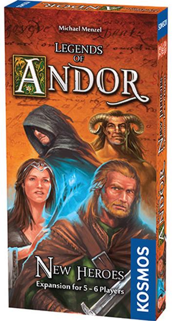Legends of Andor: New Heroes