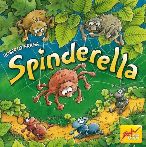 Spinderella (Kinder SDJ 2015)