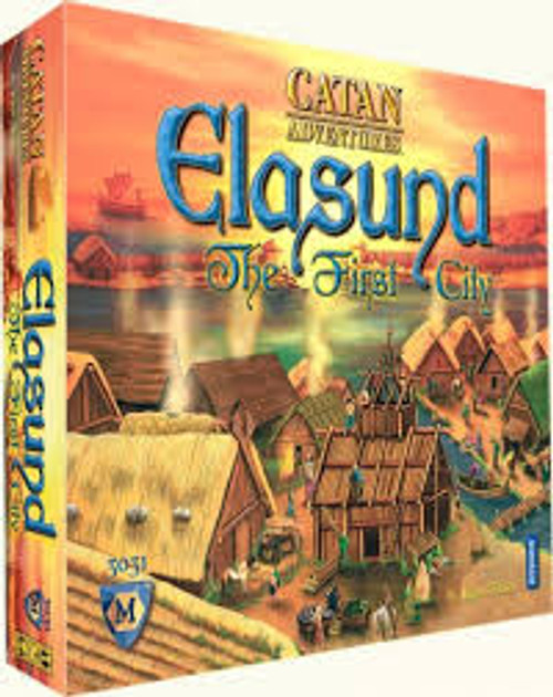 Elasund: First City of Catan