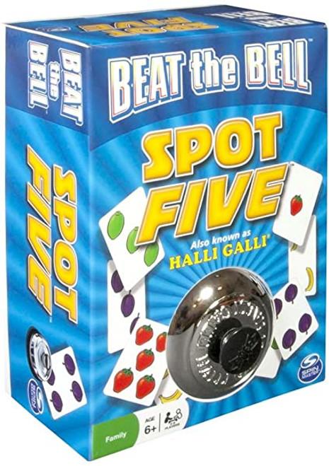 Spot Five/ Halli Galli Beat the Bell
