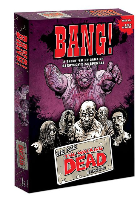 Bang Walking Dead Expansion