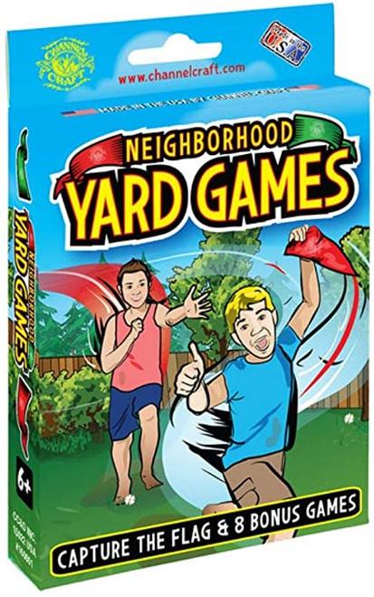 Neighborhood Yard Games