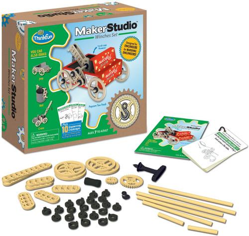 Maker Studio Winches