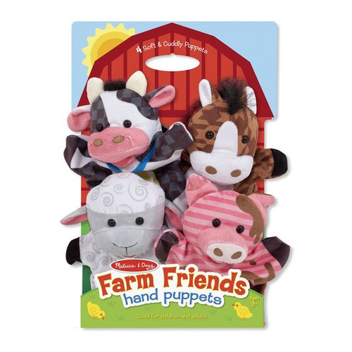 Farm Friends Puppets