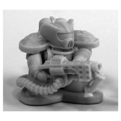 Bones: Chrono: Space Mousling Flamer