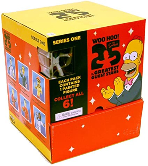 Simpsons 25th series 1 1-fig Booster