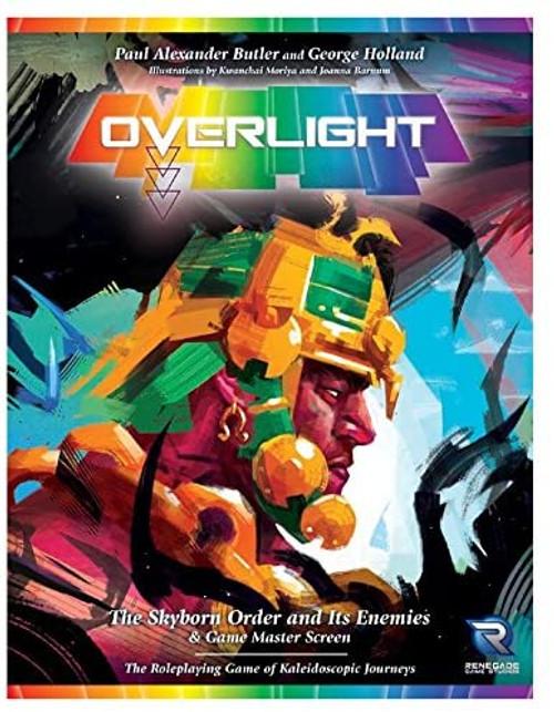 Overlight RPG Sourcebook & GM Screen