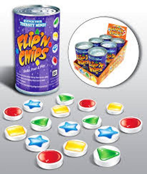 Flip 'n Chips Game