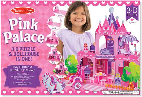 Pink Palace 3D Kit