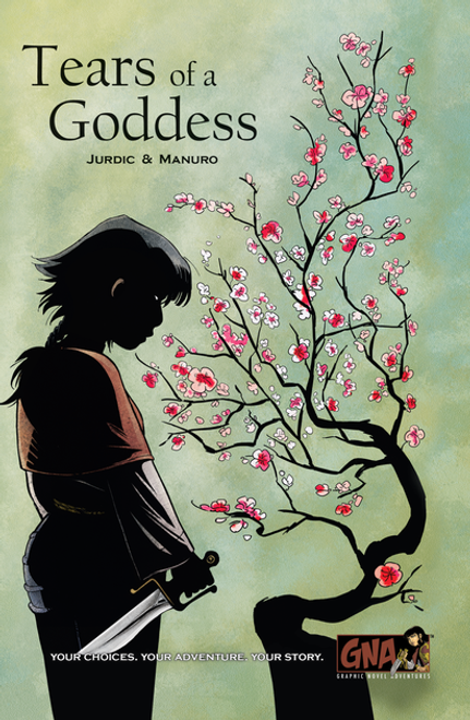 Tears of a Goddess (Graphic Novel RPG)
