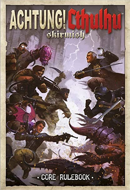 Achtung! Cthulhu: Skirmish Game Rules