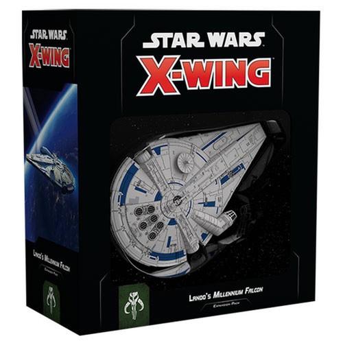 SWX2 Lando's Millenium Falcon