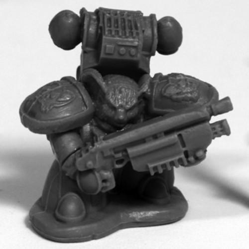 Bones: Chrono: Space Mousling Gun