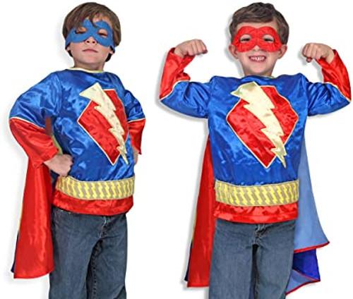 Super Hero - Boy Role Play Costume Set