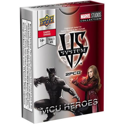 VS System: 2PCG:MCU: Heroes