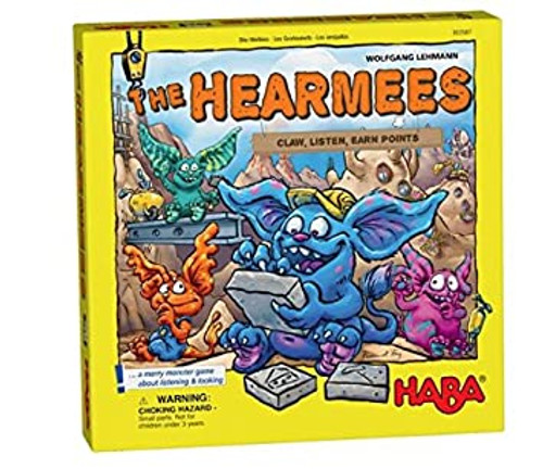 Hearmees drawing game