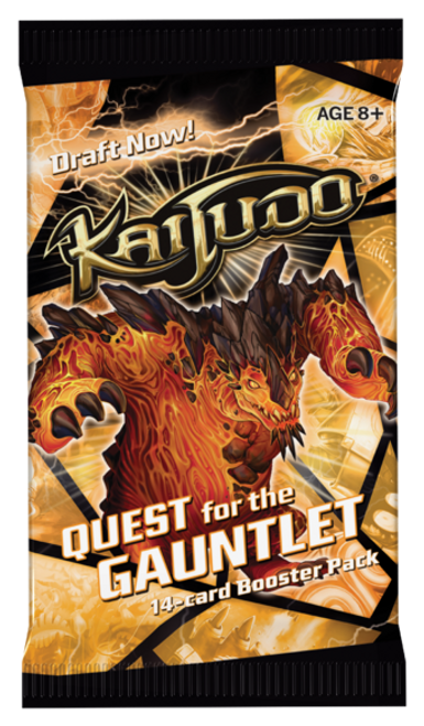 Kaijudo: Booster Quest for the Gauntlet