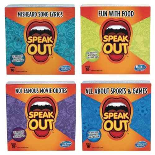 Speak Out Expansion Pack assortment