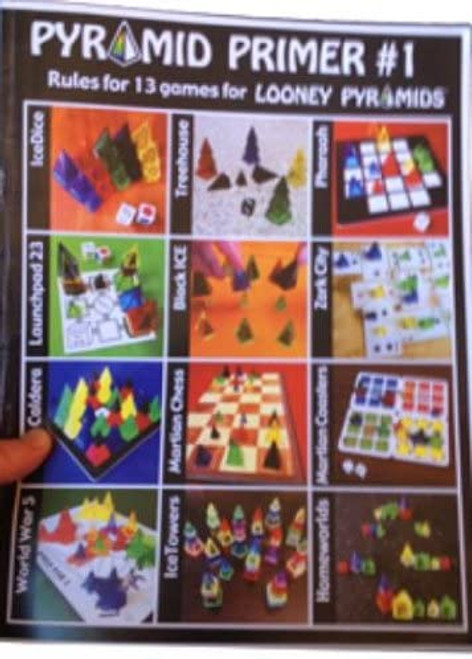 Pyramid Primer #1