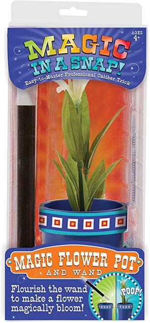 Magic Flower Pot Magic in a Snap!