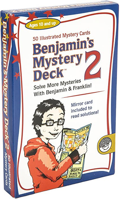Benjamin's Mystery Deck 2