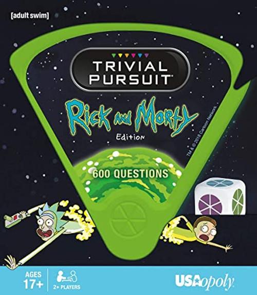 Rick & Morty Trivial Pursuit