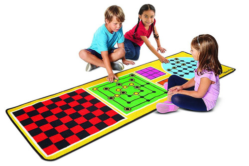 4-in-1 Game Rug (cMAD9424
